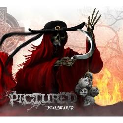 Pictured - Deathbearer - CD EP digisleeve