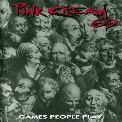 Pink Cream 69 - Games People Play - CD