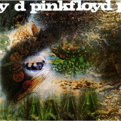 Pink Floyd - A Saucerful Of Secrets - CD DIGISLEEVE