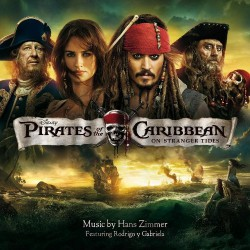 Pirates Of The Caribbean - On Stranger Tides - CD