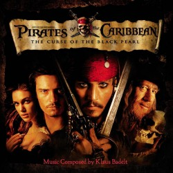 Pirates Of The Caribbean - The Curse Of The Black Pearl - CD