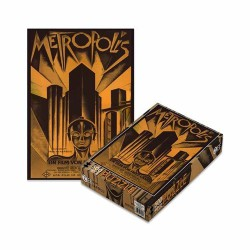 Plan 9 - Metropolis - Puzzle