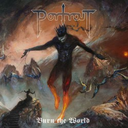 Portrait - Burn the World - CD DIGIPAK