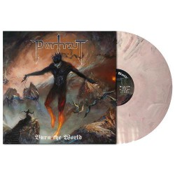 Portrait - Burn the World - LP COLOURED