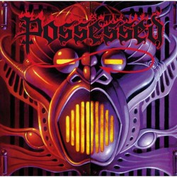 Possessed - Beyond The Gates - LP COLOURED