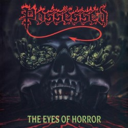 Possessed - The Eyes Of Horror - Mini LP