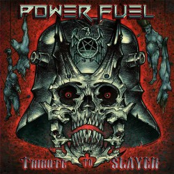Power Fuel - Tribute To Slayer - CD DIGIPAK