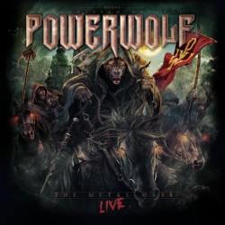 Powerwolf - The Metal Mass - CD DIGIPAK