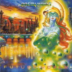Pretty Maids - Future World - CD