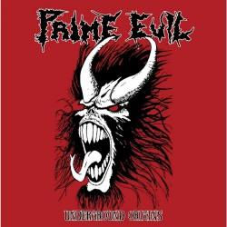 Prime Evil - Underground Origins - LP Gatefold