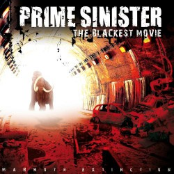 Prime Sinister - The Blackest Movie - CD