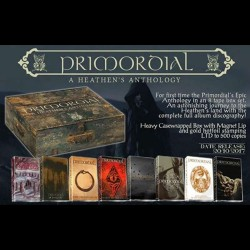Primordial - A Heathen's Anthology - 8 TAPES BOXSET