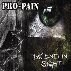 Pro-Pain - No End in Sight - CD