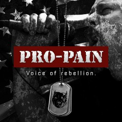 Pro-Pain - Voice Of Rebellion - LP + CD