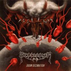Procession - Doom Decimation - CD