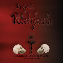 Project Pitchfork - Wonderland / One Million Faces - Remastered And Extended - CD DIGIPAK
