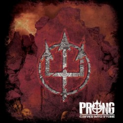 Prong - Carved into Stone - DOUBLE LP Gatefold