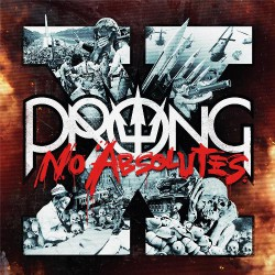 Prong - X - No Absolutes - CD DIGIPAK