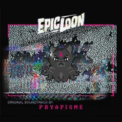 Pryapisme - Epic Loon Original Soundtrack - 2CD DIGIPAK