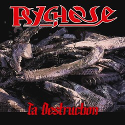 Psychose - Ta Destruction - CD