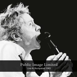 Public Image LTD - Live At Rockpalast 1983 - DOUBLE LP Gatefold