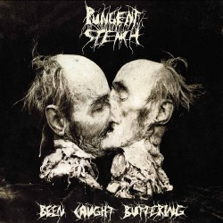Pungent Stench - Been Caught Buttering - CD DIGIPAK