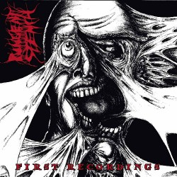 Pungent Stench - First Recordings - CD DIGIPAK
