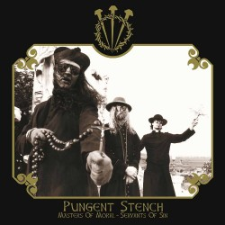 Pungent Stench - Masters Of Moral - Servants Of Sin - CD DIGIPAK