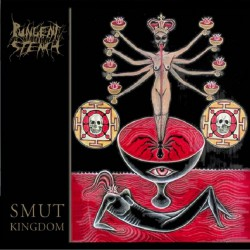 Pungent Stench - Smut Kingdom - LP Gatefold Coloured