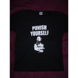 Punish Yourself - Cover Crypt - T-shirt (Men)