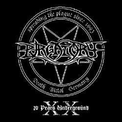 Purgatory - 20 Years Underground - 2CD DIGIBOOK