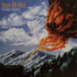 Purple Hill Witch - Celestial Cemetery - CD