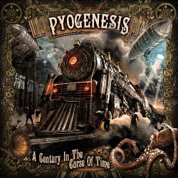 Pyogenesis - A Century In The Curse of Time - CD DIGIPAK