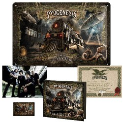 Pyogenesis - A Century In The Curse of Time - CD BOX