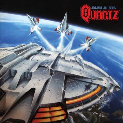 Quartz - Against All Odds - CD