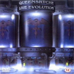 Queensrÿche - Live Evolution - DOUBLE CD