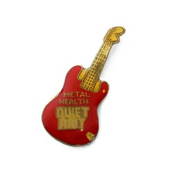 Quiet Riot - Metal Health - METAL PIN