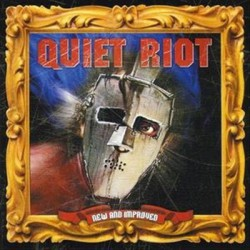 Quiet Riot - New and Improved - CD