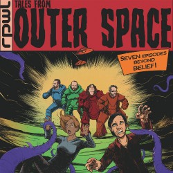 RPWL - Tales From Outer Space - CD DIGIPAK