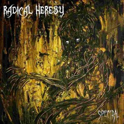 Radical Heresy - Spectral - CD