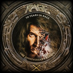 Rage - 10 Years In Rage - DOUBLE CD