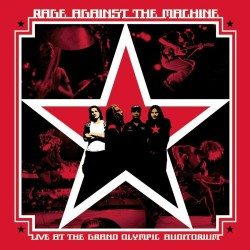 Rage Against The Machine - Live At The Grand Olympic Auditorium - CD