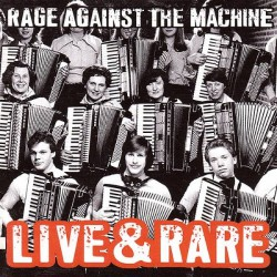 Rage Against The Machine - Live & Rare - DOUBLE LP