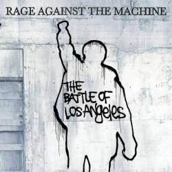Rage Against The Machine - The Battle Of Los Angeles - CD