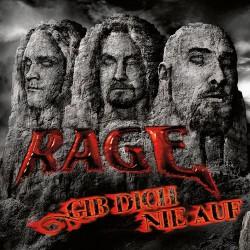 Rage - Gib Dich Nie Auf - LP