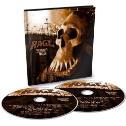 Rage - Seasons Of The Black - 2CD DIGIBOOK