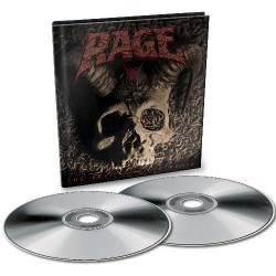 Rage - The Devil Strikes Again - 2CD DIGIBOOK