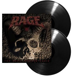 Rage - The Devil Strikes Again - DOUBLE LP Gatefold