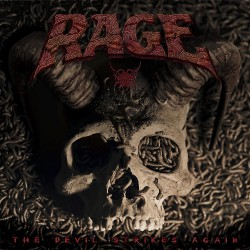 Rage - The Devil Strikes Again - CD