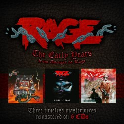 Rage - The Early Years - 6CD BOX